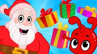 Christmas Cartoon For Kids With Morphle Santa And The Christmas Present Bandits