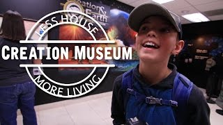 I'm Blushing Too (Less House More Living)  Creation Museum
