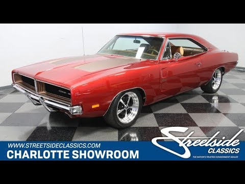 Video of Classic '69 Dodge Charger located in North Carolina - $99,995.00 - QEFP