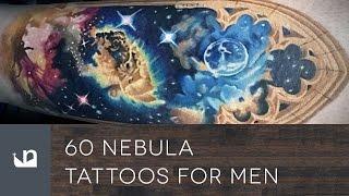 60 Nebula Tattoos For Men