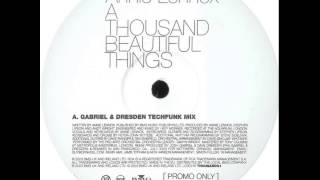 Annie Lennox - A Thousand Beautiful Things (Gabriel And Dresden Techfunk Mix)