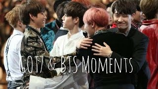 BTS & GOT7 ♥ #1