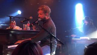 All Our Lives by Andrew McMahon in the Wilderness @ Fitzgerald's Houston, Tx