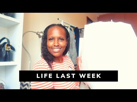 ITS THE LASHES (giveaway closed) WEEKLY VLOG | Nelly Mwangi