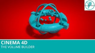 Cinema4d R20 Volume Builder - Dominik Moser