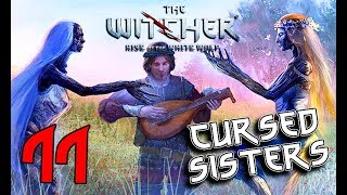 THE WITCHER. Part 11: The Heat of the Day, Alina and Celina (movie-walkthrough, graphic mods)