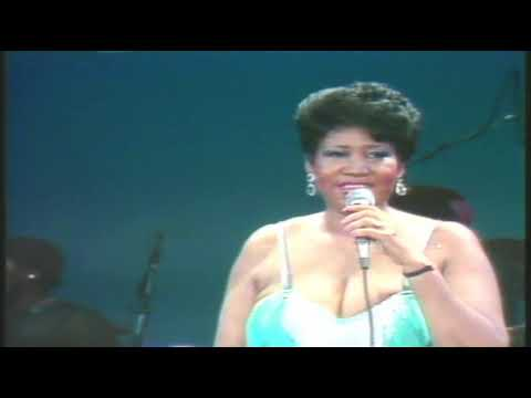 Aretha Franklin - Day Dreaming ( Live in Chicago 1985 #3)