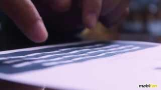 iPhone üçün kağız klaviatura