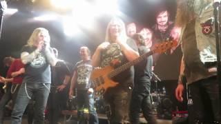 Video 143   Limetal, křest CD   LMB Praha 14 2 2017