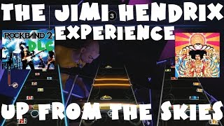 The Jimi Hendrix Experience - Up From the Skies - Rock Band 2 DLC (March 30th, 2010)(REMOVED AUDIO)