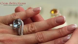 Gemstone Rings From Gem Selections: Khanna Gems