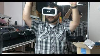 FTLL Virtual Reality Headset & 3D VR Glasses (Quick Look)