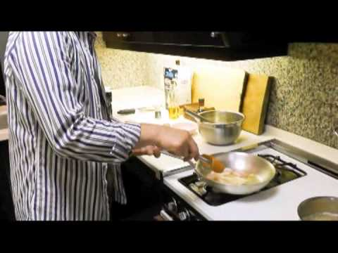 パスタ王のカルボナーラの作り方