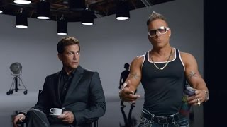 DirectTV ends edgy ads with Rob Lowe amid criticism