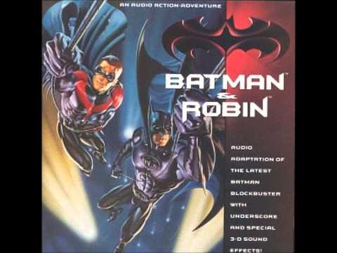 Batman & Robin an audio action adventure