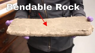 Itacolumite—The World's Most Bendable Rock!