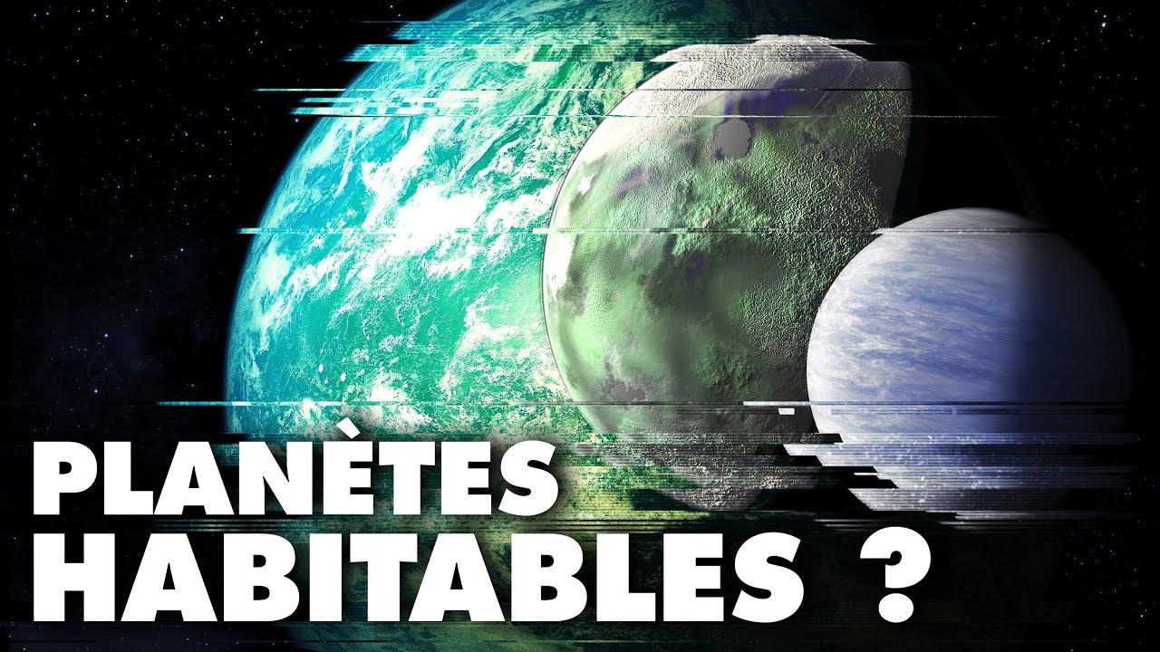 D'étranges planètes HABITABLES ?