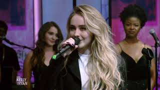 """Sabrina Carpenter Talks About The Meaning Behind Her Song """"Sue Me"""""""