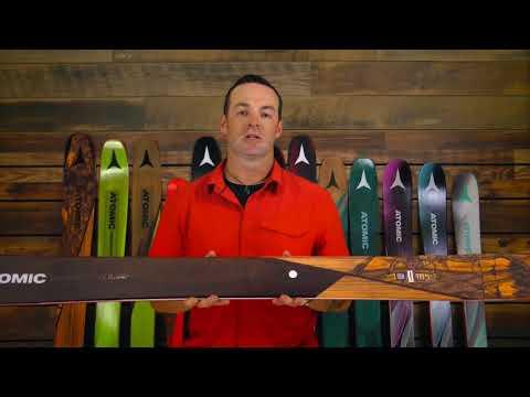 Atomic Bent Chetler Skis - Men's