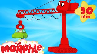 My Red Crane  My Magic Pet Morphle Compilation For Kids