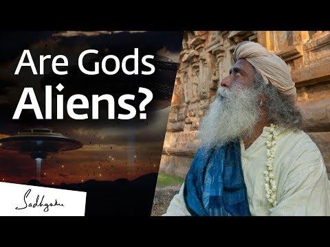 Zijn onze goden eigenlijk aliens? - Sadhguru-antwoorden