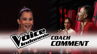 Video Judika Pamer Suara Di Depan Imelda | The Blind Audition Eps 1 | The Voice Indonesia 2016 MP3, 3GP, MP4, WEBM, AVI, FLV September 2019