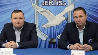 После матча «Ertis» - «Кулагер» 25.11.18
