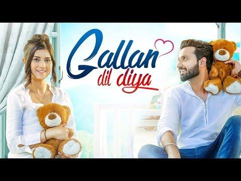 LOVIE VIRK – Gallan Dil Diya (Full Video) Desi Routz | Maninder Kailey | Latest Punjabi Sad Song