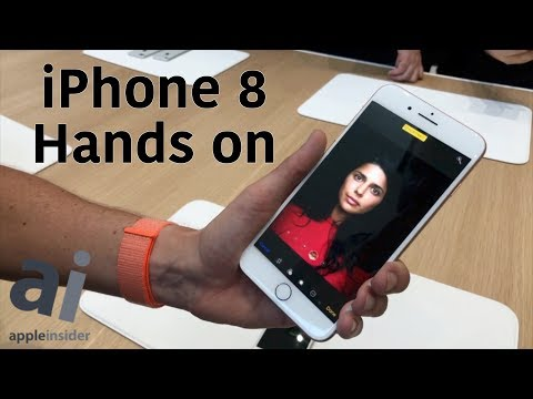 Hands on with the iPhone 8 -  Is it Worth Upgrading?