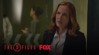 "THE X-FILES | Noted from ""Founder�s Mutation"""