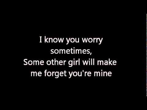 I'm all about you - Aaron Carter lyrics