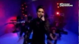 Adam Lambert Strut fan music video
