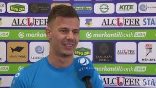 Kirják Henrik: Nagy élmény volt Dzsudzsák ellen futballozni