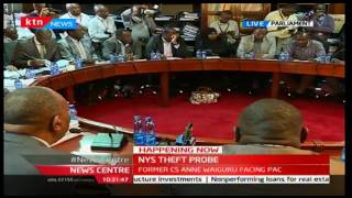 NYS Probe: Anne Waiguru questioned by the Parliamentary Accounts Committee