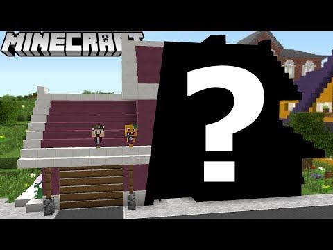 Wir Bauen Mein Haus Neu In Minecraft - Minecraft haus bauen fur profis
