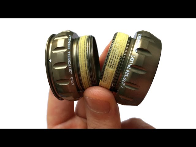 Видео Чашки каретки Campagnolo OC13-CEG 68x24mm R-Torg/Ultra Torque Bottom Bracket Cups