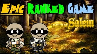 EPIC RANKED GAME | Town Of Salem Ranked