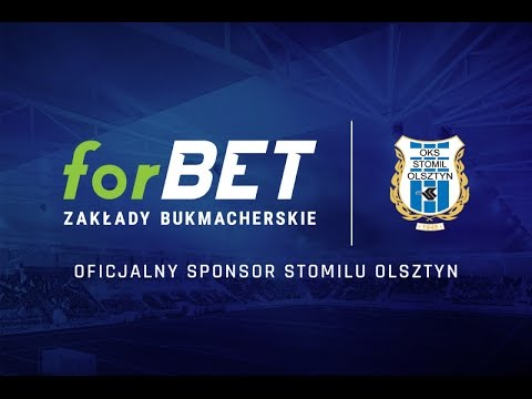 forBet nowym sponsorem Stomilu