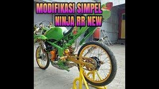 Ninja Rr Modifikasi Simple Hijau मफत ऑनलइन