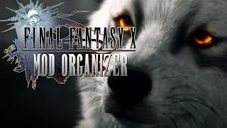 Final Fantasy XV introduces MOD ORGANIZER