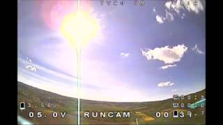 "FPV Training TYRO 79 and 5"" Quad"