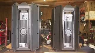 RCF ART 710-A MK4 loudspeaker compared to RCF 710-A MK2 with full overview (Authorized Dealers)