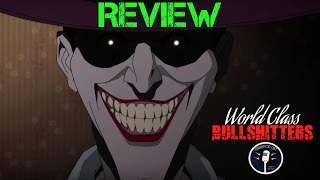 The R Rating is a Gimmick- Batman: The Killing Joke Review