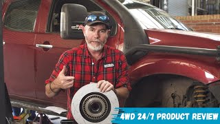 Best brake upgrade with 4WD 24/7