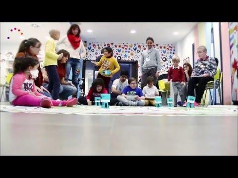 Ver vídeo Taller de robótica con BQ