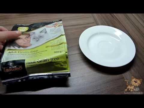 X-Mas Box Zooplus: Leonardo Adult Grain-Free Trockenfutter (getreidefrei) (Katzenfutter Test )