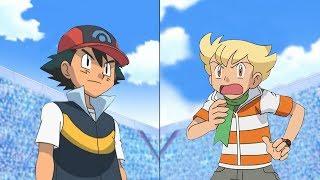 Pokémon Battle USUM: Sinnoh Ash Vs Barry (Pokemon League)