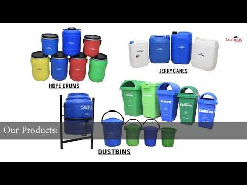 10/12 Litre Dustbins