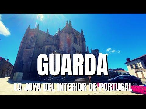Guarda, la joya del interior de Portugal