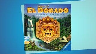 Wettlauf nach El Dorado // Brettspiel - Erklärvideo